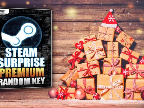 40.000 Steam-Keys geschenkt: Mega-Giveaway im CHIP Adventskalender