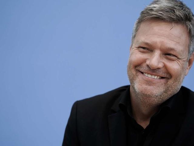 Robert Habeck: der neue starke Mann der Grünen: Robert Habeck übernimmt das Ruder