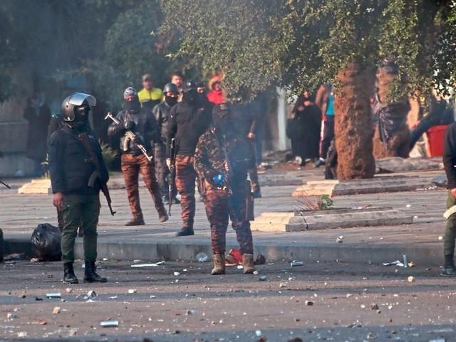 Vier Tote bei Protesten im Irak