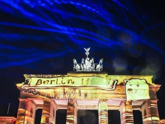 Urlaubsevents:Lichterglanz in Berlin, Kunst in Münster