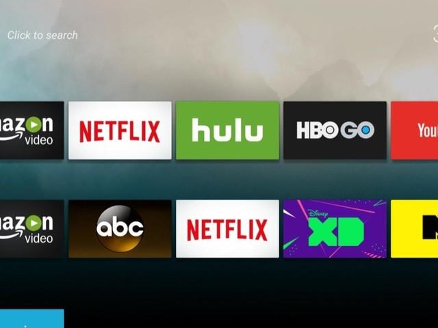 Android TV Launcher auf den Amazon Fire TV (Stick) portiert