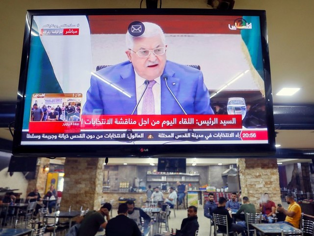 Mahmud Abbas: Wahl in den Palästinensergebieten wird verschoben