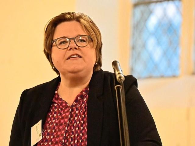 Susanne Falcke ist neue Superintendentin