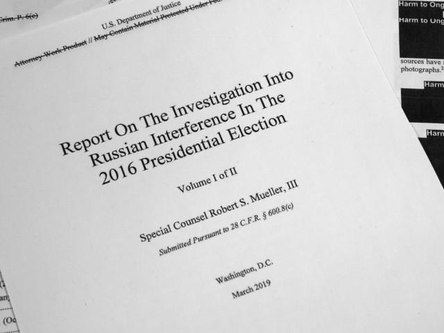 Vermeintliche Urheberrechtsverletzung: Upload-Filter löschen Dutzende Kopien des Mueller-Berichts