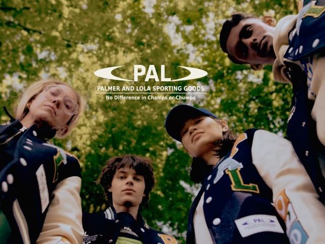 Kick Off von PAL Sporting Goods: klassische US-Sportswear für die ganze Familie