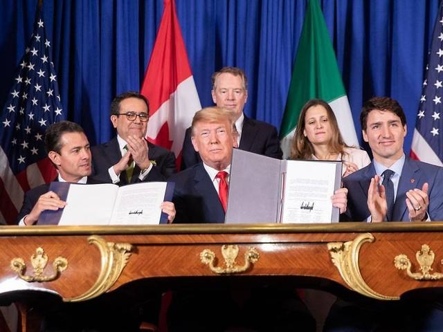 Trumps Wahlkampfversprechen: Mexiko ratifiziert USMCA als Erster