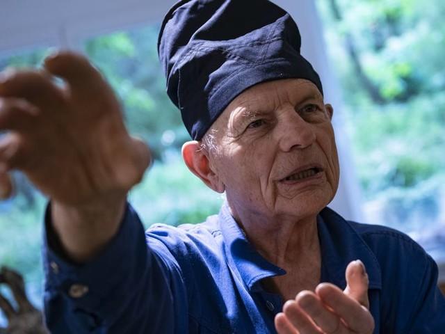 Mit 91 Jahren: Der Berliner Künstler Ben Wagin ist gestorben