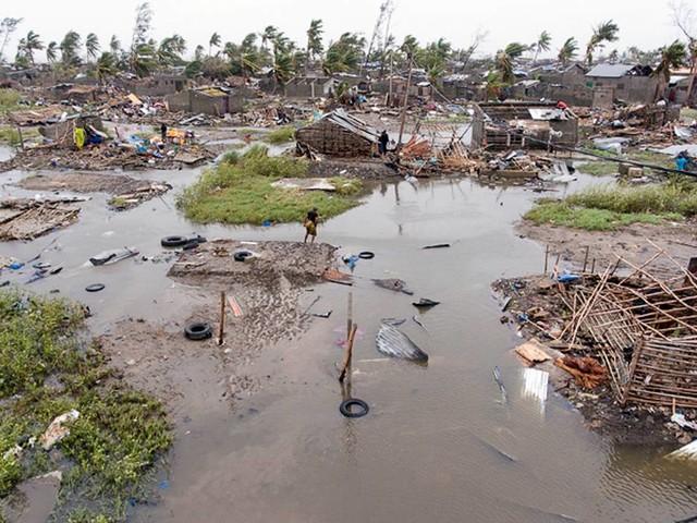 Viele Tote: Tropensturm trifft Simbabwe, Mosambik und Malawi