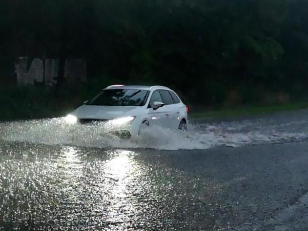 Wetter: Dutzende Einsätze wegen Starkregen in Ostfriesland