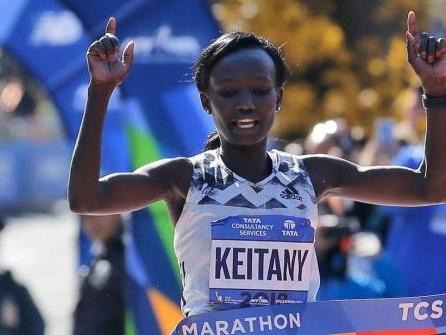 Marathon-Star Keitany beendet ihre Karriere