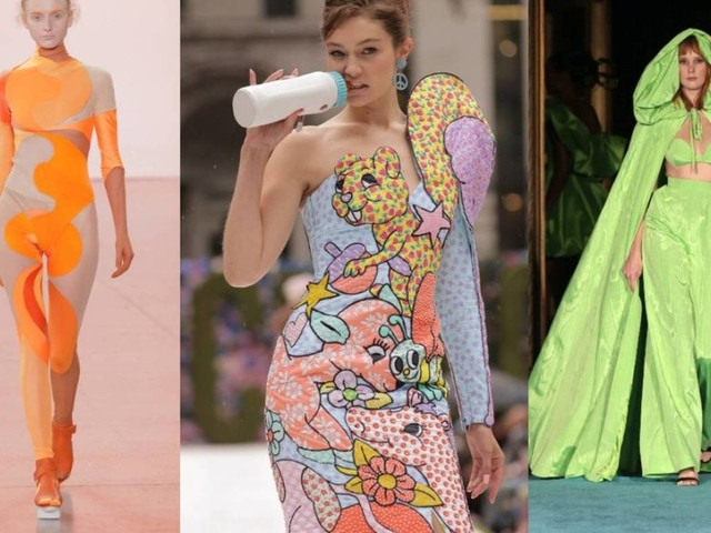 Glamour, Kinderzimmer und Naturliebe: Die Highlights der New York Fashion Week