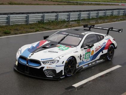 Daytona: Zanardi im BMW M8 GTE Erfolgreiche Tests fürs 24-Stunden-Rennen