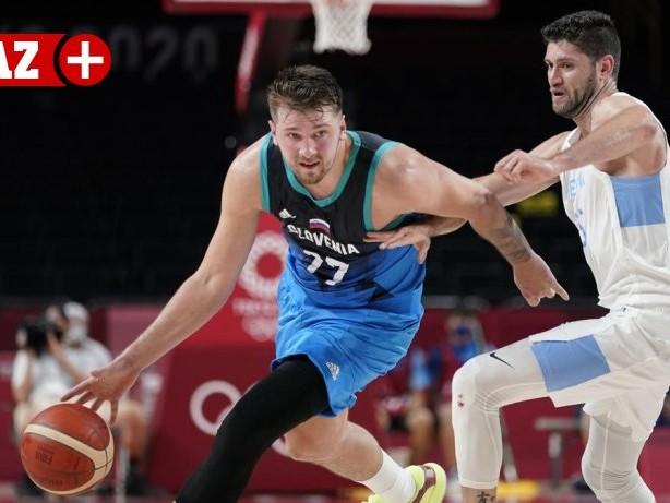 Olympia 2021: Luka Doncic: Der Basketball-Zauberer aus Slowenien