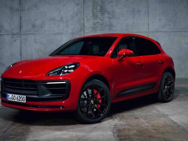Porsche Macan Facelift : Das dritte Gesicht