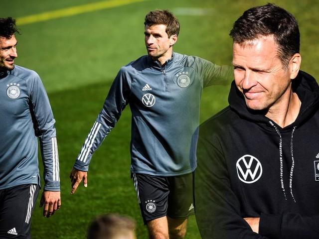 DFB-Team weiter mit Müller und Hummels? Das sagt Bierhoff