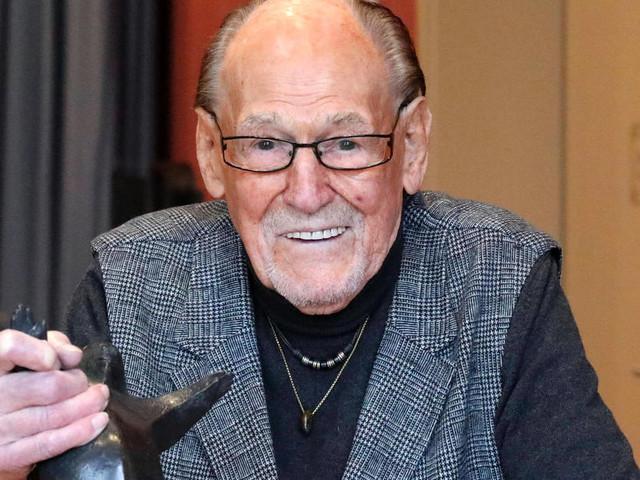 """Familie Neumann""-Star Herbert Köfer ist tot"