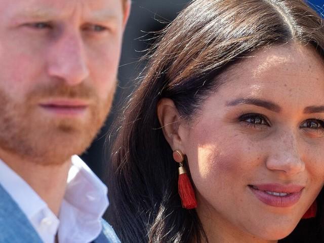 """Ein Stück Heimat"": Meghan berichtet von besonderem Geschenk an Prinz Harry"