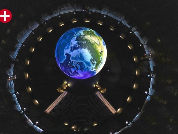 Ausstellung: Gasometer zeigt ab 1. Oktober das gefährdete Paradies Erde