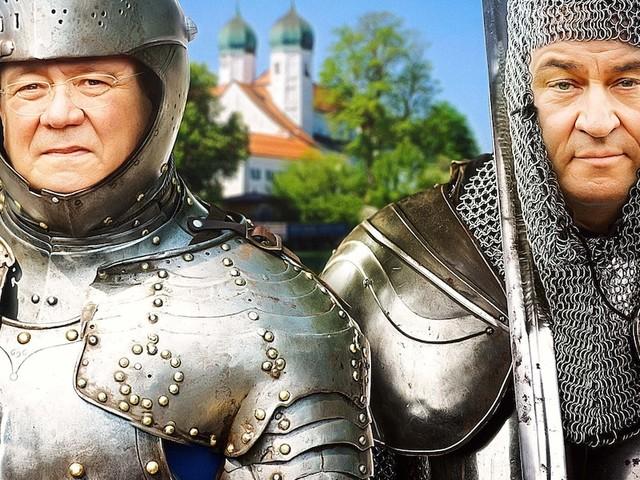 Gastbeitrag von Gabor Steingart - Duell Söder vs. Laschet steht bevor: Im Kloster Seeon kracht es an drei Fronten