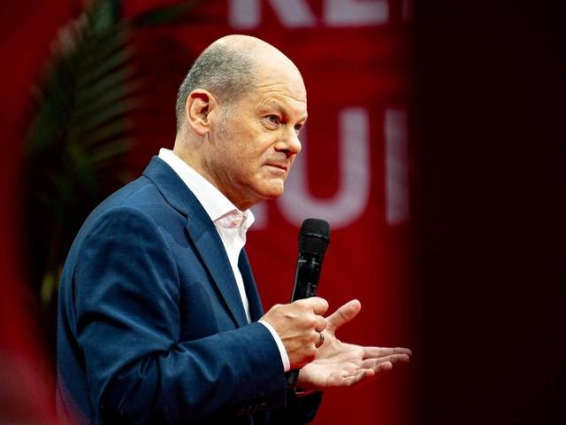 """Scholz über Steuerpläne der Union: """"Absurder Einfall"""""""
