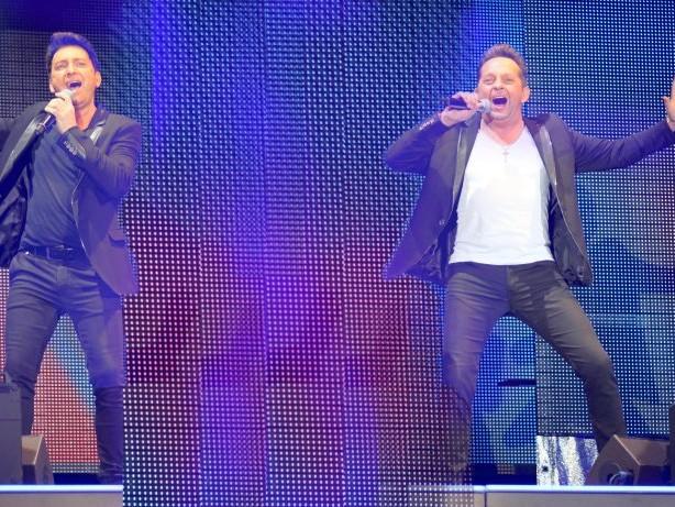 Konzert: Das Schlager-Duo Fantasy ist auf Jubiläumstournee