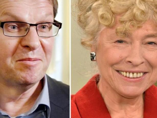 Rennen um SPD-Vorsitz: Neues Bewerber-Duo bei der SPD