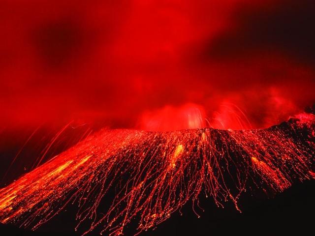 Jetzt wird's heiß: Abenteuer auf dem Vulkan