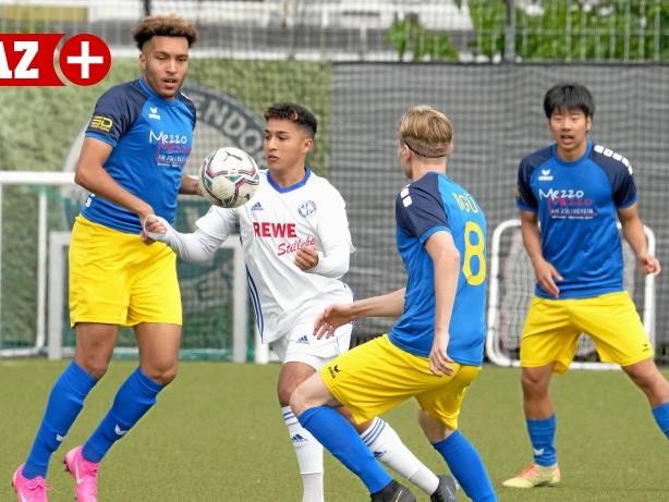 Fußball Landesliga: SV Burgaltendorf verliert Derby gegen Überruhr unglücklich