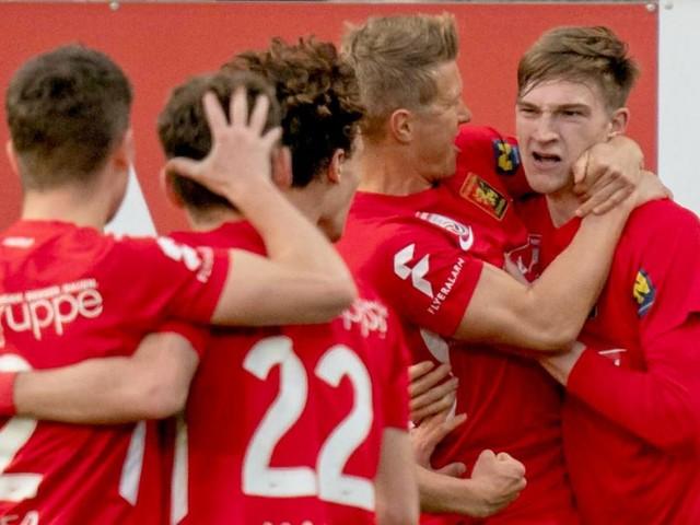 Sieg in Altach: Die Admira gibt die Rote Laterne an St. Pölten ab