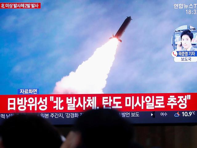 Atomkonflikt: Nordkorea feuert Rakete Richtung Japan