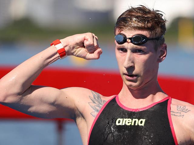 Olympia 2021: Schwimmer Florian Wellbrock holt Gold im Freiwasser
