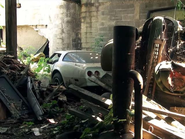 Der Heilige Gral für Oldtimer-Fans? 81 Autos in Scheune gefunden - eines ist ganz besonders