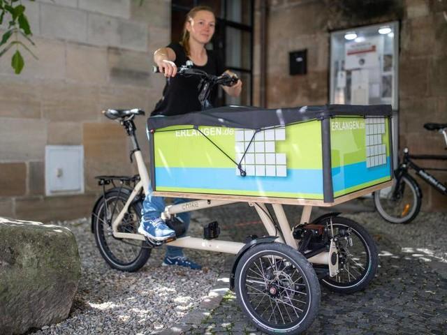 Umweltfreundlich und angesagt: Hilft das Lastenrad bei der Verkehrswende?