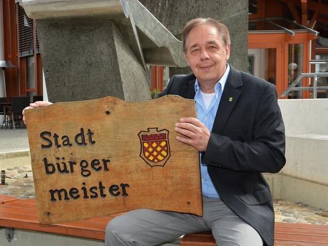 Dauner Stadtbürgermeister: Suche nach Nachfolger kann beginnen