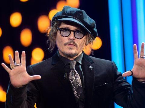 Filmfestival: Johnny Depp prangert Cancel Culture an