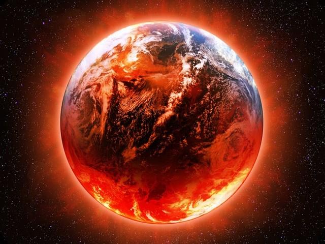 Erde erstmals heißer als Sonne