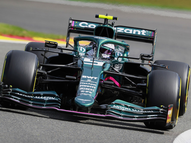 Formel 1: Sebastian Vettel Vettel bleibt bei Aston Martin