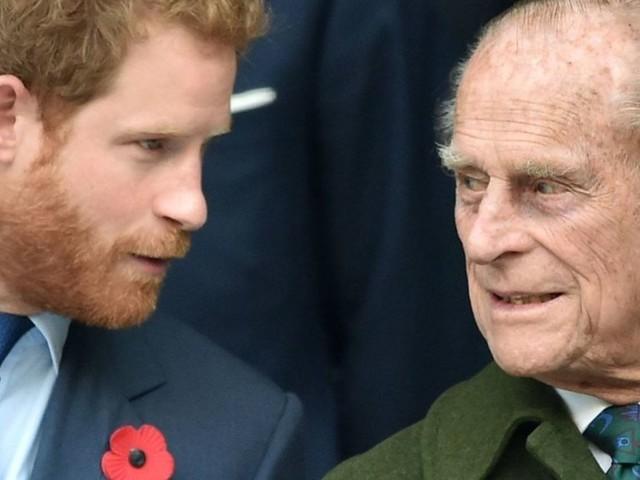 Prinz Harry: So liebevoll spricht Prinz Harry von seinem verstorbenen Großvater