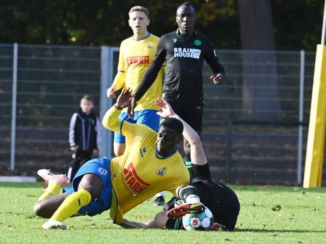 Atlas Delmenhorst gewinnt hochklassiges Spiel gegen Hannover 96 II