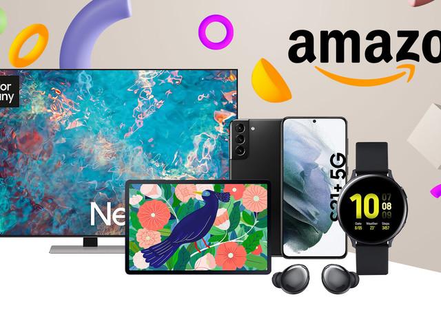Amazon: Samsung-Woche mit vielen tollen Angeboten