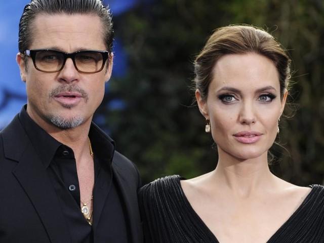 Brad Pitt soll Angelina Jolie mit Klage wegen Schikane drohen