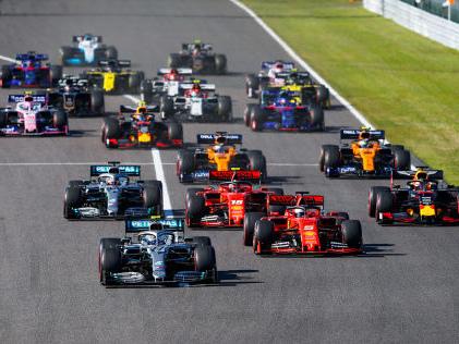 Formel 1: Qualirennen abgewählt Zoff um Regeln geht weiter