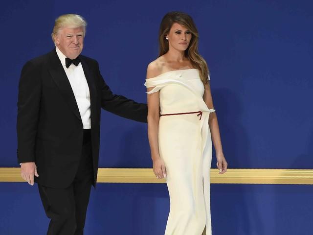 #SadMelania: Das traurige Leben der First Lady Melania Trump in 5 Bildern