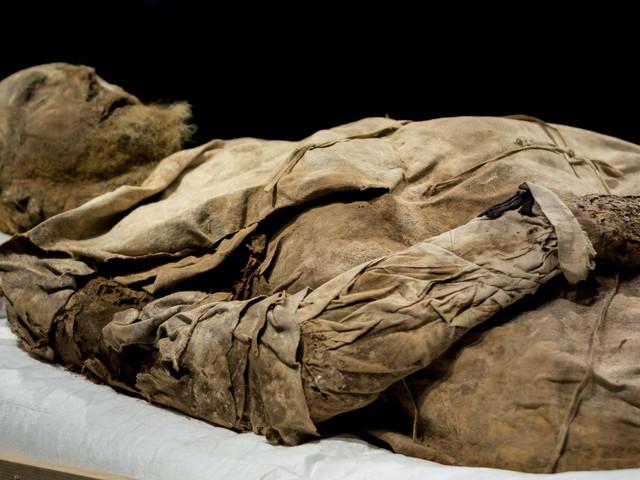 In Schweden: Forscher lösen Rätsel um Bischofs-Mumie, die mit einem Fötus begraben wurde