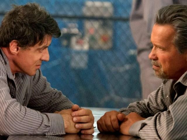 Schwarzenegger und Stallone: Ist der ultimative Actionkracher in der Mache?