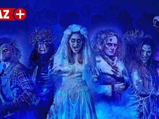 Freizeitpark in Niederlanden: Freizeitpark Toverland präsentiert 13 Halloween Nights