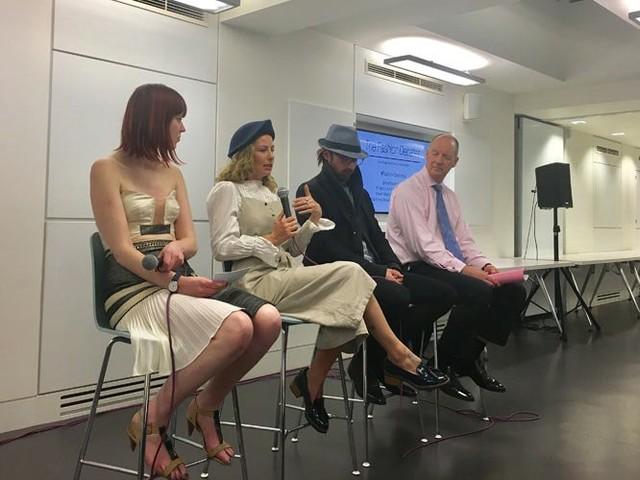 'The Fashion Debates' will die Kreativbranche zum Handeln bewegen