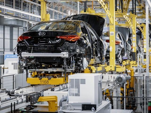 Chipmangel: Tausende Daimler-Mitarbeiter wieder in Kurzarbeit 
