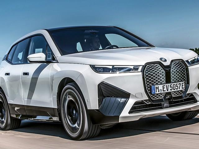BMW iX xDrive50: Test, Elektro-SV, Preis, Reichweite, Akku Der leise Riese: So fährt BMWs Elektro-Flaggschiff iX