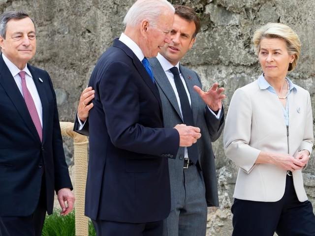 Warum Bidens Europatour eigentlich eine Anti-China-Mission ist